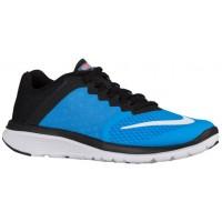 Nike FS Lite Run 3 Femmes chaussures bleu clair/noir VAZ738
