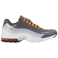 Nike Air Max 95 Ultra Femmes chaussures de course gris/Orange UQK342