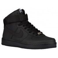 Nike Air Force 1 Ultra Force Mid Essentials Femmes baskets Tout noir/noir GYI916
