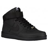 Nike Air Force 1 Ultra Force Mid Essentials Femmes baskets Tout noir/noir GYI916