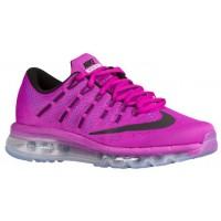 Nike Air Max 2016 Femmes chaussures de course violet/noir JUN636
