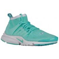 Nike Air Presto Ultra Femmes sneakers vert clair/blanc IVR343