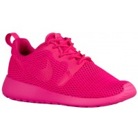 Nike Roshe One Hyper BR Femmes baskets rose/rose JAK452