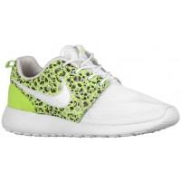 Nike Roshe One Premium Femmes sneakers blanc/vert clair PNR976