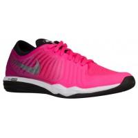 Nike Dual Fusion TR 4 Femmes chaussures de sport noir/rouge YMJ415