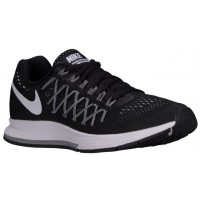 Nike Air Zoom Pegasus 32 Femmes chaussures de course noir/gris HJA852