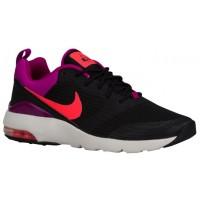 Nike Air Max Siren Femmes chaussures de sport noir/rouge WYB915