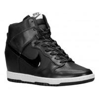 Nike Dunk Sky Hi Femmes sneakers noir/blanc BNP737