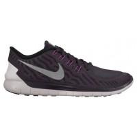 Nike Free 5.0 2015 Flash Femmes chaussures noir/gris RFL386