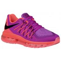 Nike Air Max 2015 Femmes sneakers violet/rouge FRR101