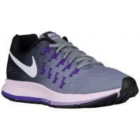 Nike Air Zoom Pegasus 33 Femmes chaussures de sport gris/blanc KIC936