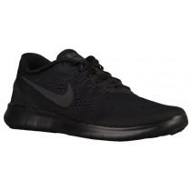 Nike Free RN Hommes chaussures de sport noir/gris BJA735