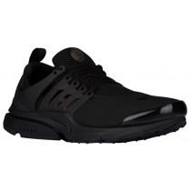Nike Air Presto Hommes chaussures de course Tout noir/noir FQV422