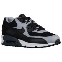 Nike Air Max 90 Essential Hommes chaussures de sport noir/gris CDU412