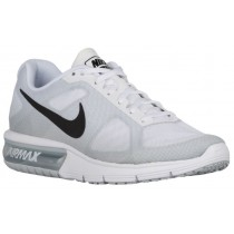 Nike Air Max Sequent Hommes baskets blanc/gris DIO718