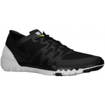 Nike Free Trainer 3.0 V3 Hommes chaussures noir/blanc GLO309