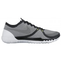 Nike Free Trainer 3.0 V4 Hommes baskets noir/blanc RFG518