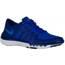 Nike Free Trainer 5.0 V6 Hommes chaussures de course bleu/bleu clair GRF865