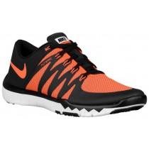Nike Free Trainer 5.0 V6 Hommes baskets Orange/noir TKH751