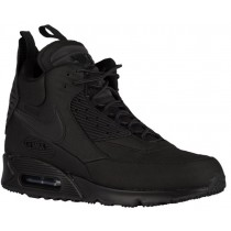 Nike Air Max 90 Sneakerboot men baskets noir/gris SYZ836