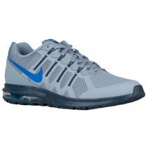 Nike Air Max Dynasty Hommes chaussures de course gris/bleu clair UQJ290