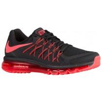 Nike Air Max 2015 Hommes chaussures de sport noir/Orange LRU166