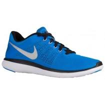 Nike Flex RN 2016 Hommes baskets bleu clair/noir IGL500