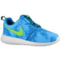 Nike Roshe One Hommes baskets bleu clair/vert clair XKJ120