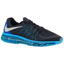 Nike Air Max 2015 Hommes baskets bleu marin/bleu clair SDO652
