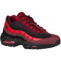 Nike Air Max 95 Essential Hommes chaussures de sport rouge/noir HJJ034