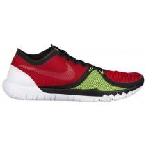 Nike Free Trainer 3.0 V4 Hommes sneakers noir/rouge VZL819