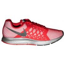 Nike Air Pegasus 31 Flash Hommes chaussures de course rouge/argenté RZS326