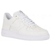 Nike Air Force 1 LV8 Hommes chaussures Tout blanc/blanc FFS266