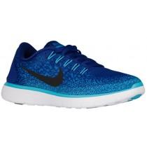 Nike Free RN Distance Hommes chaussures de course noir/noir CCI938