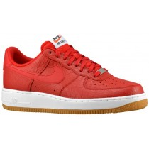 Nike Air Force 1 LV8 Hommes sneakers rouge/blanc EBR134