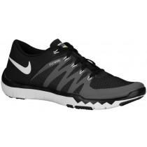 Nike Free Trainer 5.0 V6 Hommes chaussures noir/gris TZV414