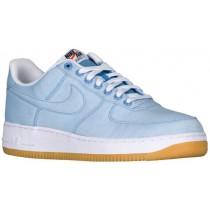 Nike Air Force 1 LV8 Hommes chaussures de sport bleu clair/blanc XOA725