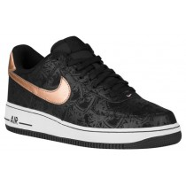 Nike Air Force 1 LV8 Hommes baskets noir/or CDE214