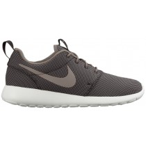 Nike Roshe One Premium Hommes chaussures de sport marron/blanc VDZ095