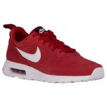 Nike Air Max Tavas Suede Hommes chaussures de course bordeaux/blanc WTC767