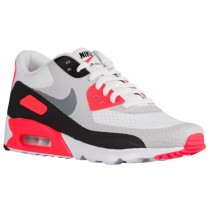 Nike Air Max 90 Ultra Essential Hommes sneakers blanc/rouge TMX200
