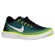 Nike Free RN Distance Hommes baskets noir/blanc HMY545