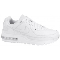 Nike Air Max Wright Hommes chaussures Tout blanc/blanc UYH104