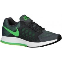 Nike Air Pegasus 31 Hommes chaussures de sport gris/vert clair ZFQ708