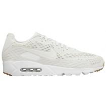 Nike Air Max 90 Ultra Hommes chaussures Tout blanc/blanc XCN129