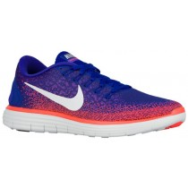 Nike Free RN Distance Hommes chaussures violet/Orange KTN200