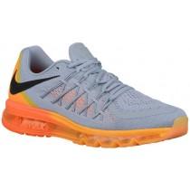 Nike Air Max 2015 Hommes sneakers gris/Orange WZI319