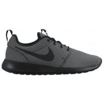 Nike Roshe One Premium Hommes sneakers noir/blanc VYM564