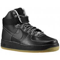 Nike Air Force 1 High Hommes baskets noir/blanc PHZ167