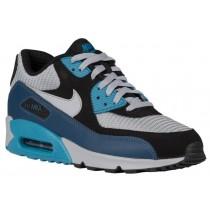 Nike Air Max 90 Essential Hommes chaussures gris/bleu clair IFJ315